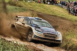 WRC Réactions Wilson: Je n'ai donné autant de chances à aucun autre que Tänak