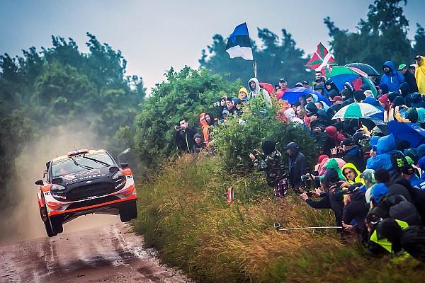 Feuerwehrauto auf der Strecke: WRC-Rallye Polen vor dem Aus?