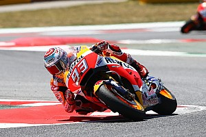 MotoGP Test Test Barcellona: Marquez al top, Vinales veloce con il telaio nuovo