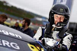 World Rallycross Preview Solberg :