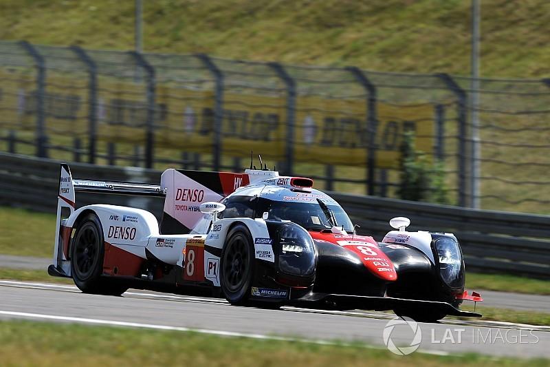 Toyota, Nürburgring yenilgisine rağmen WEC şampiyonluğunda kararlı