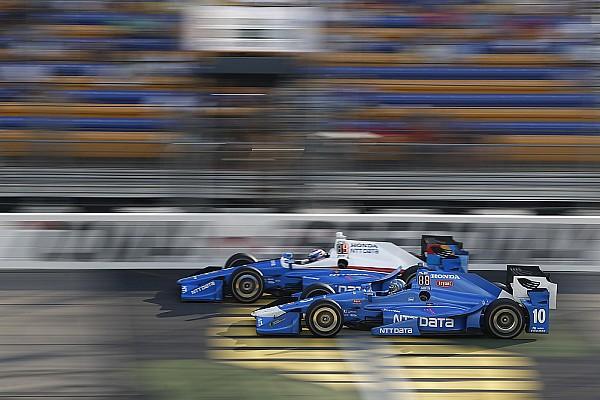 IndyCar Новость Ganassi вдвое сократит свой состав в 2018 году
