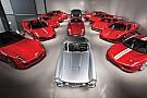 Automotive Exotische collectie Ferrari's ter waarde van 18 miljoen onder de hamer