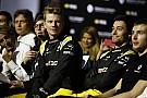 """F1 霍肯伯格:2017年仍是雷诺""""打基础的一年"""""""