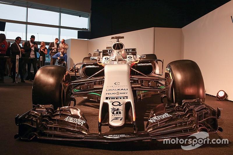 Технічний аналіз: Force India VJM10