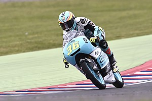 Moto3 Gara Joan Mir concede il bis in rimonta in Argentina, Migno quinto
