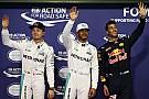 Hamilton pakt pole voor laatste en beslissende race van 2016, Verstappen zesde