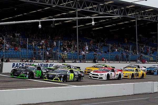 Halbzeit in der NASCAR-Euroserie: Ein Blick auf die 1. Saisonhälfte