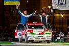 Ралі України Ралі «Куяльник»: перший чемпіон!
