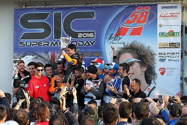 SIC Supermoto Day: a Latina vince la squadra di Simone Corsi