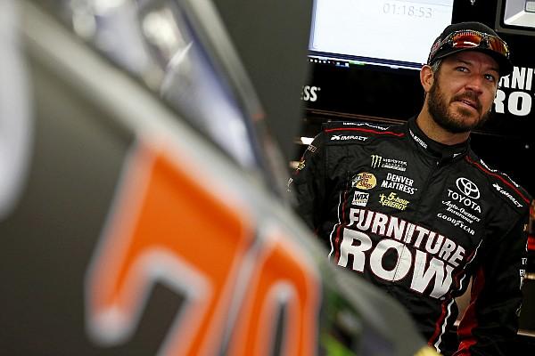 NASCAR Cup Truex lidera la última práctica, con Suárez cuarto