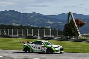 Egyéb autósport Motorsport.com hírek Audi TT Cup: Azcona a pole-ban, Vettel a 8.