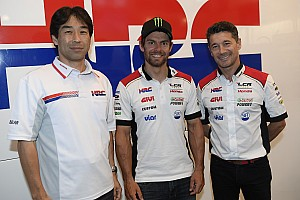 MotoGP Actualités Officiel : Cal Crutchlow prolonge pour deux ans avec Honda et LCR