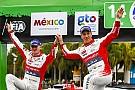 WRC 米克为雪铁龙拿下赛季首胜