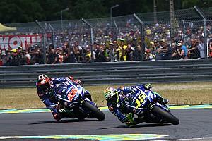 MotoGP 速報ニュース 【MotoGP】最終周で転倒のロッシ「勝利は目の前にあったのに…」