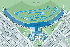 フォーミュラE 速報ニュース 【フォーミュラE】今季のベルリンePrixのコースレイアウトが公開
