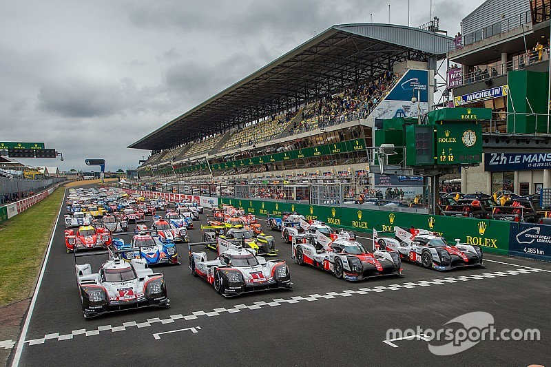 Le Mans 24h: Starting grid spotter guide