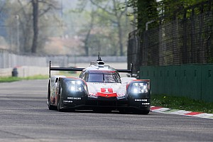 WEC Testing report Porsche stays on top in penultimate WEC test session