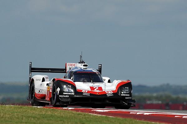 WEC Reporte de la carrera Porsche logra otro doblete en el WEC, esta vez en Austin