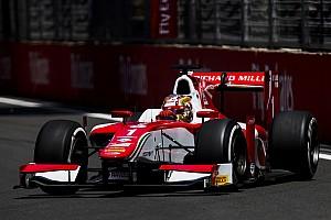 FIA F2 Репортаж з кваліфікації Ф2 у Баку: четвертий поспіль поул Леклера