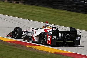 IndyCar Новость Гутьеррес сравнил особенности настройки машин Ф1 и IndyCar