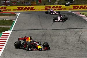 F1 Noticias de última hora Red Bull y Force India niegan estar en una batalla