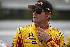 IndyCar Noticias Vídeo: Hunter-Reay corre en IndyCar tras sufrir un accidente de 139G
