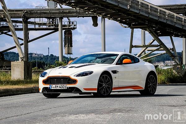 Auto Actualités Essai de l'anthologique Aston Martin V12 Vantage S BVM7