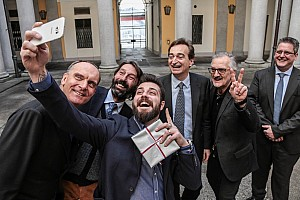 Speciale Ultime notizie A Stefano Comini un premio speciale dal Sindaco di Lugano