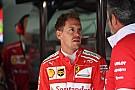 Vettel defiende a su jefe y aún no da por perdido el título