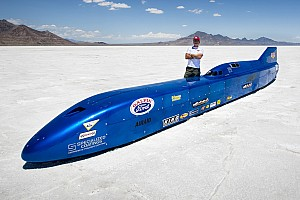 General Special feature Danny Thompson aims for Land Speed Record