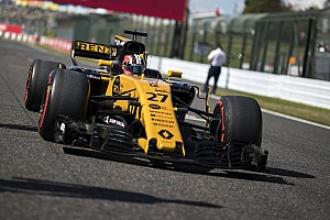 Formula 1 Breaking news Sainz expects a hard time matching Hulkenberg at Renault