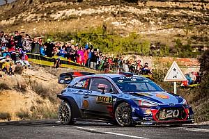 WRC Actualités Neuville ne croit plus à ses chances de titre