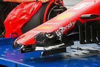 Авария Феттеля в Сочи раскрыла секреты Ferrari SF1000