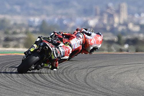 "Crutchlow came ""very close"" to pitlane start at Aragon GP"