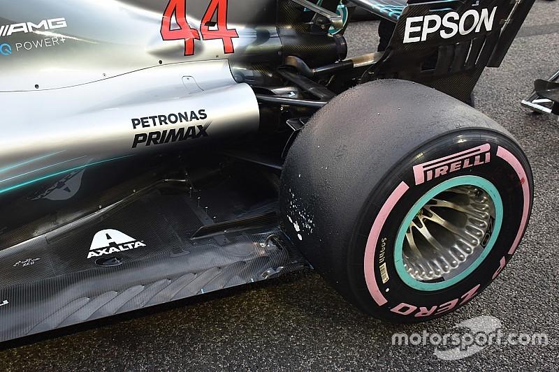 El truco en un sensor que podría darle la ventaja a Mercedes en un test