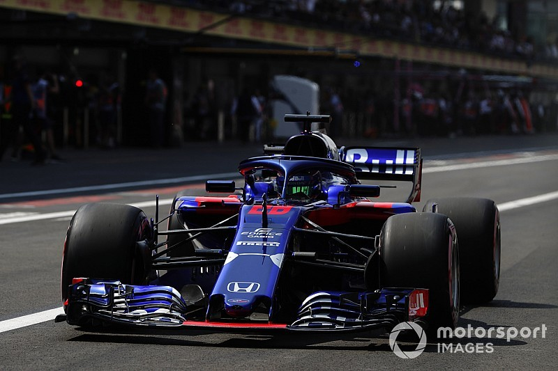 Модернізований Toro Rosso - «те, що я благав весь сезон» — Хартлі