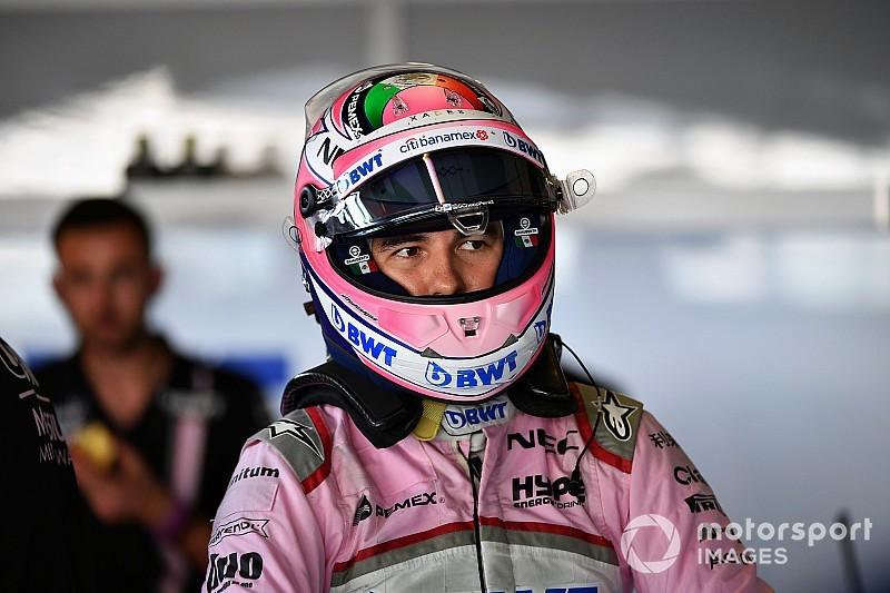 Pérez: Racing Point était un choix plus prometteur que McLaren