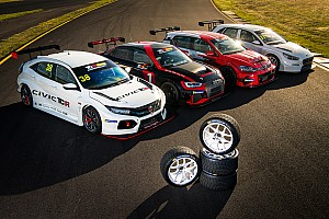 TCR Australia confirms race formats, Michelin deal