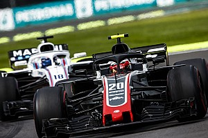 Lack of blame culture a key Haas strength - Magnussen