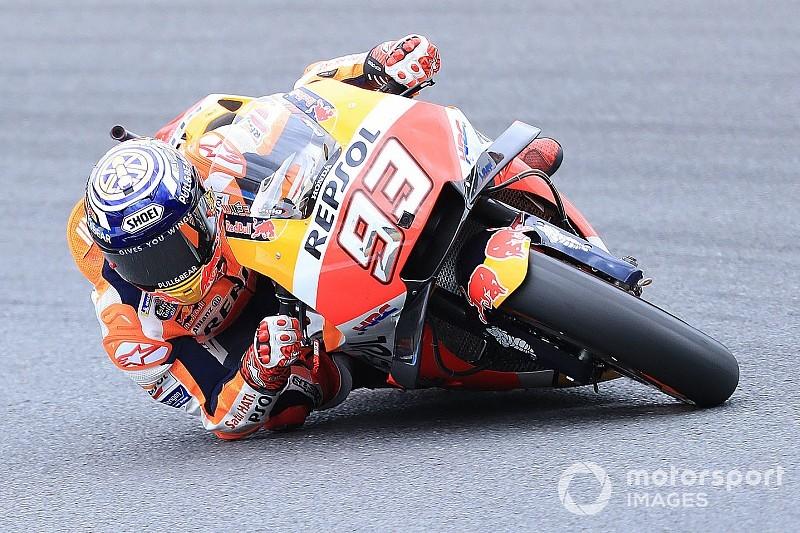 MotoGP Jepang: Dovizioso terjatuh, Marquez juara dunia