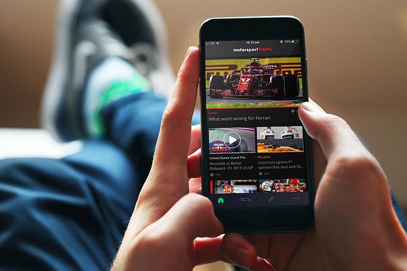 Danos tu opinión sobre los grandes temas de la F1 con la aplicación Motorsport Fans