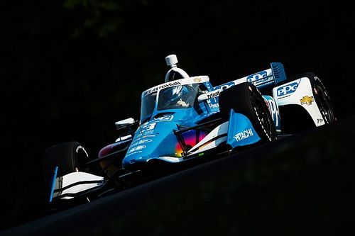 """The """"character-building"""" lessons of IndyCar's rookie champion-elect"""