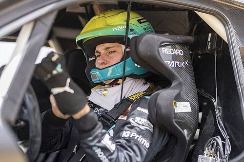 Extreme E star Molly Taylor secures WRC return