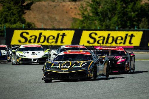Ferrari Challenge, Brno: in Gara 2 bis di Kirchmayr e Schirò