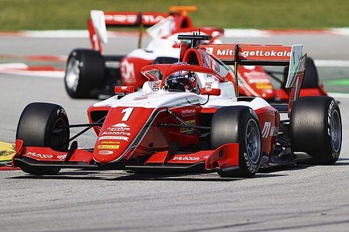 Hauger domineert in Barcelona en pakt eerste Formule 3-zege