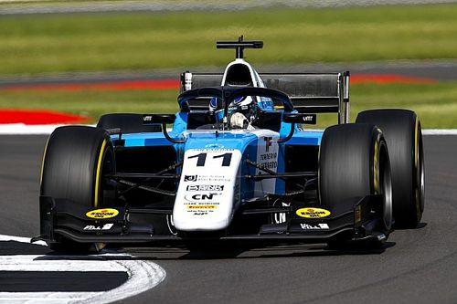 Verschoor suma su primera victoria en la F2 en Silverstone