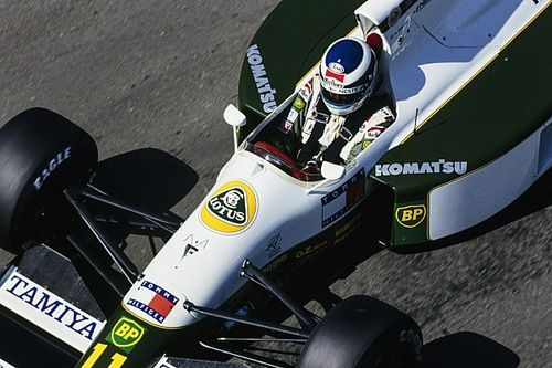 How F1's other champion to emerge from 1991 thrived at Lotus