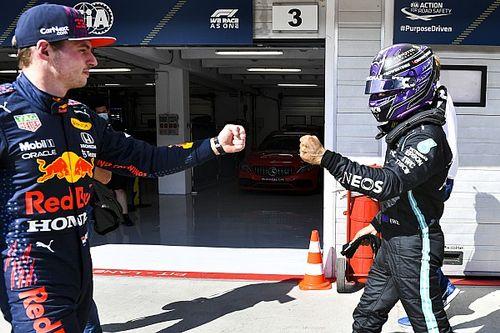 Verstappen Sadar Sulit Kalahkan Mercedes di GP Hungaria
