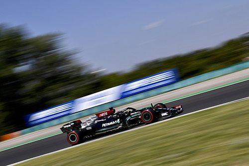 """Hamilton es """"optimista"""" sobre las chances de Mercedes en Hungría"""